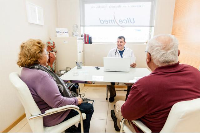 bioresonancia clínica Ulcemed Madrid