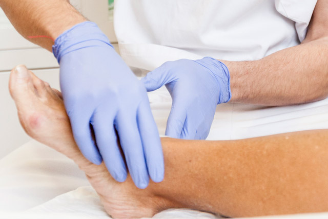 gabinete_podologico clinica Ulcemed Madrid