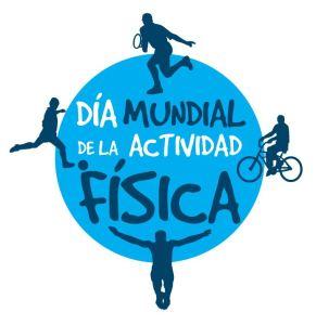 Día mundial de la actividad física, acumula al menos 30 minutos de Actividad Física al día, por tu salud