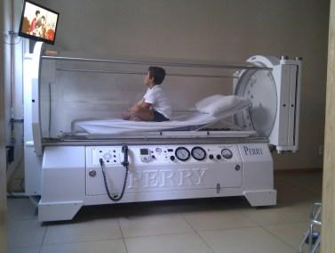 camara hiperbarica en madrid