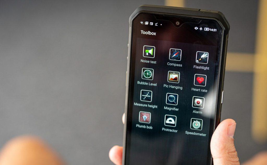 The Ulefone Armor 9 FLIR Rugged Smartphone