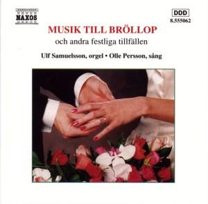 Musik till bröllop