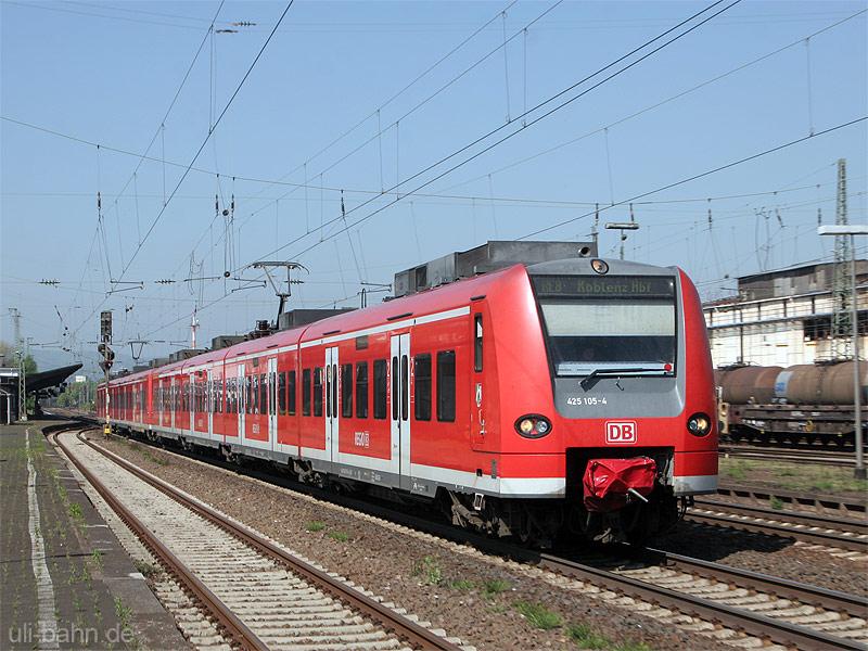 Baureihen 425 / 426 der DB AG