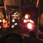 Lichthäuser aus Keramik