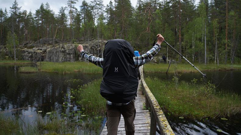 Räätälöity retkeilyvarustekoulutus, Suomi