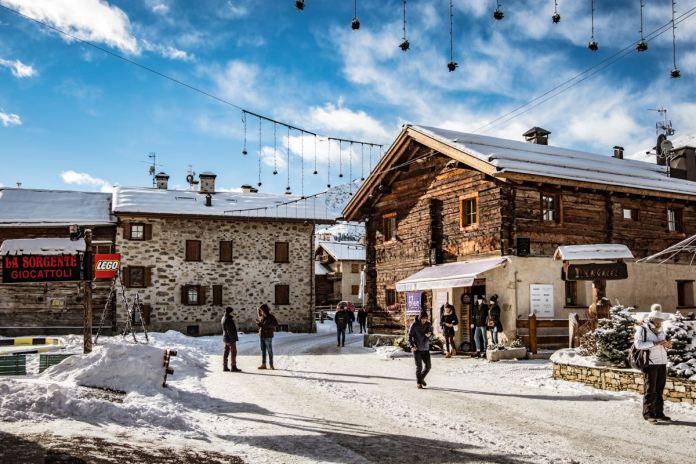 Livigno Dorf