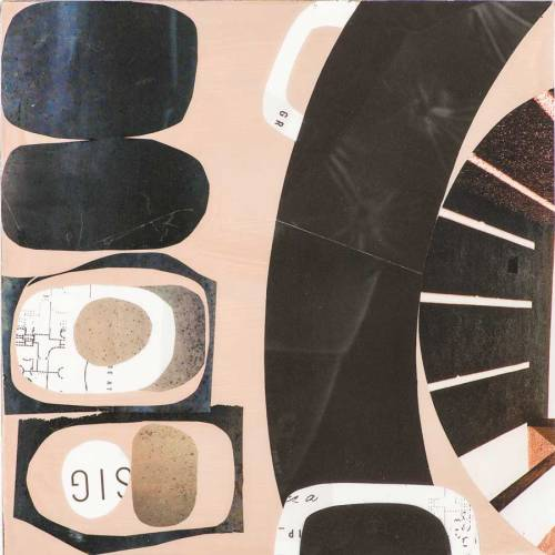 Collage No245 by Suzanne Currie