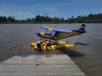 ULM Guyane - Ecole de pilotage