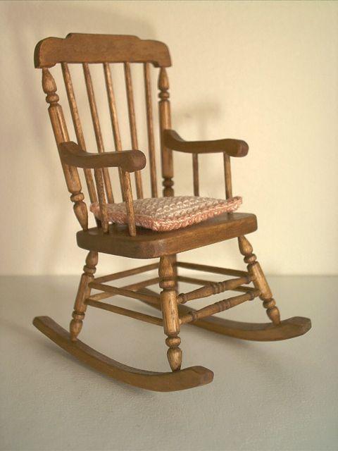 Rockincher Moderne Chaise Rockincher Glider Rocking Chair