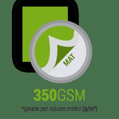 Kryzysowe wizytówki   350gsm silk