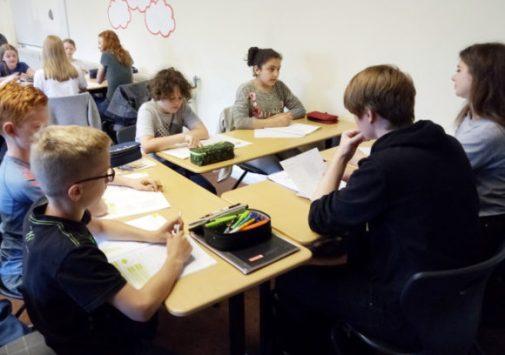 Besuchs des DESY Hamburg im Rahmen der Juniorwissenschaftstage