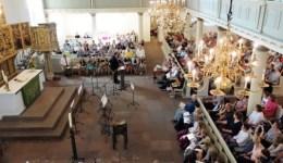 """""""Miteinander teilen"""" – Einschulungsgottesdienst in der Lambertikirche"""