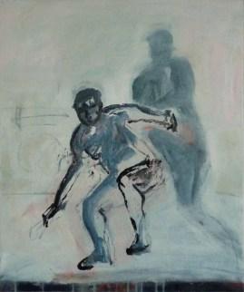 O.T. 07 | 2011 | Acryl auf Leinwand | 60 x 50 cm