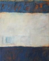 Ruine 1 | 2007 | Acryl auf Leinwand | 100 x 80 cm