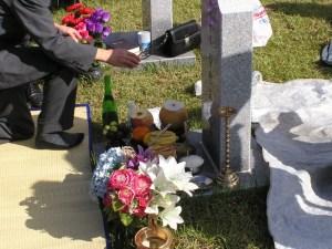 SongMyo, or graveside ancestor service