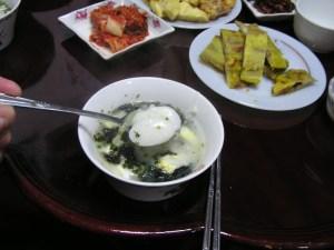 Ddeok Guk - Rice Cake Soup