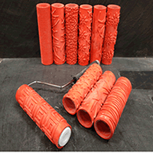 Relief Rollers and Texture