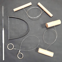 Needles and Cutters