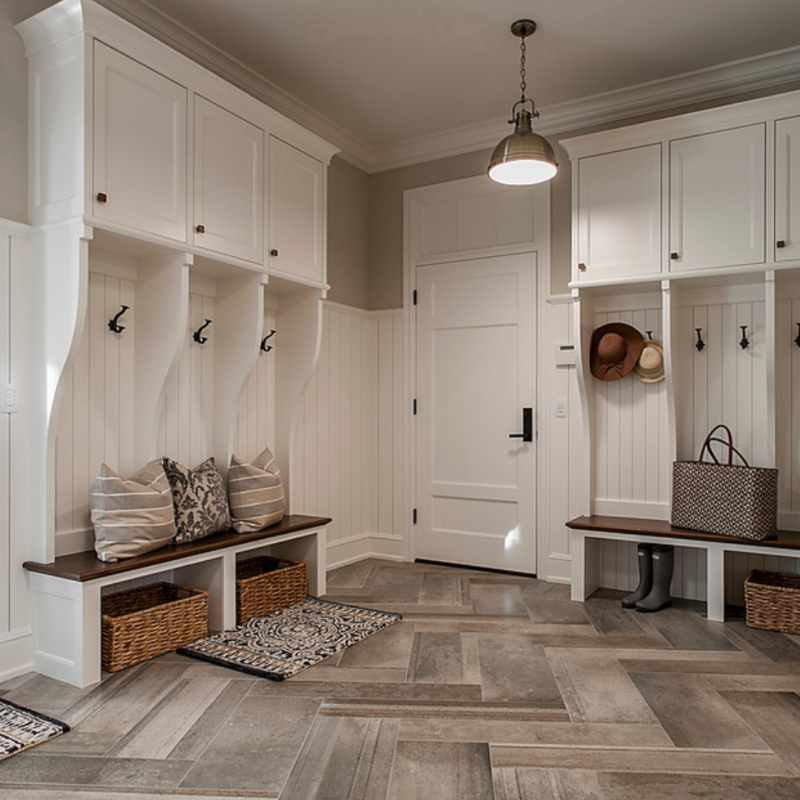 tile flooring for your mudroom