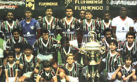 O Fluminense ainda conseguiu o Campeonato Carioca de 1984. Mas as conquistas realmente importantes daquela época já tinham acontecido...
