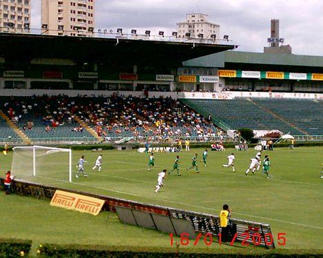 Clássico dos Palmeiras/ Foto: Fernando Martinez