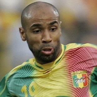 Kanouté, maior craque da história do futebol de Mali, se aposentou da seleção em 2010 e não disputará a CAN 2013