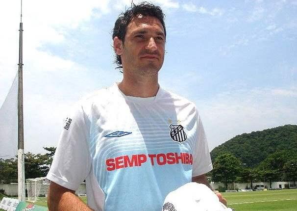 André Astorga fazia parte do Roma em 2001