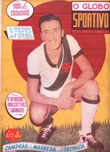 Danilo foi ídolo do Vasco, onde jogou por 10 anos