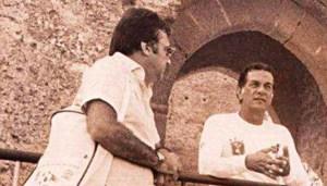 Copa de 1982 na Espanha. Vital e Telê Santana