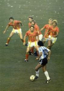 Copa de 1986 é o ápice do livro (e do futebol argentino)