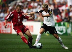 Schweinsteiger era uma jovem promessa, esteve no vexame alemão, mas não foi queimado por isso