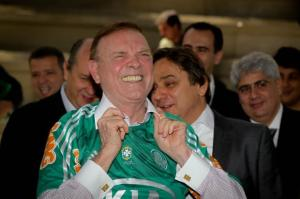 Será que o Troféu José Maria Marin também dava medalhas?