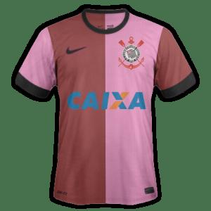 Mockup para o Corinthians, inspirada na camisa do Corinthian-Casuals