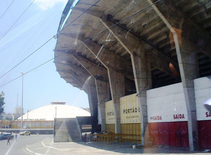 Fonte Nova, em Salvador (BA)