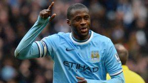 Marfinense Yaya Touré desfalcará o Manchester City