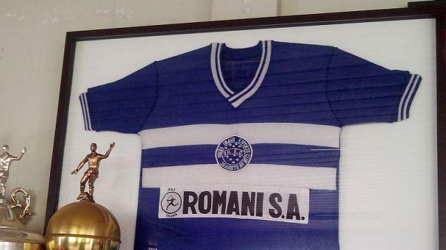 2 2 camisa de 1982 Leonardo Bonassoli Futebol Metrópole
