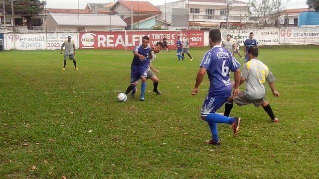 4 1 jogo treino Leonardo Bonassoli Futebol Metrópole