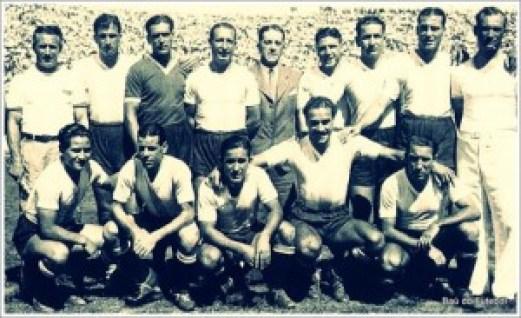 Argentina Campeã Sul-Americana de 1941
