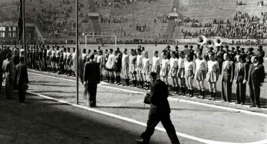 Jogos sem o Brasil em campo dificilmente tinham arquibancadas lotadas