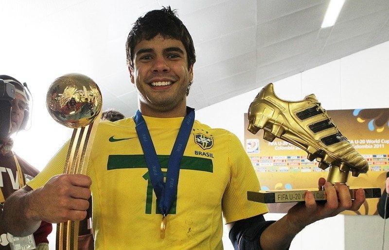 Olha quem foi o artilheiro e craque do Mundial Sub-20 de 2011