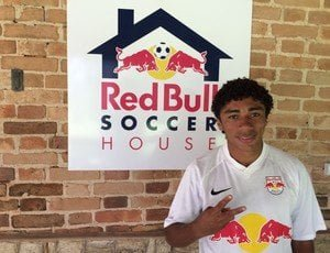 Misael no Red Bull