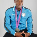 Amos, esperança de novas medalhas para Botsuana