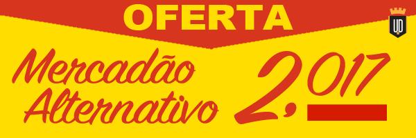 Mercadão Alternativo 2017