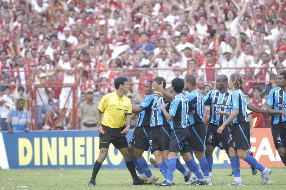 Náutico x Grêmio — Série B 2005 (Quadrangular Final)