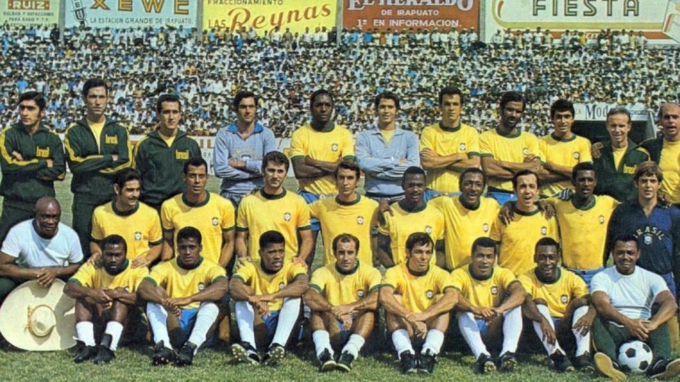 Seleção De 1970