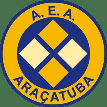 Associação Esportiva Araçatuba Logo.svg