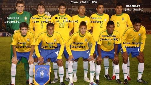 seleção sub 20 2011