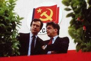 lusi70 Partito_Comunista_Italiano_-_Walter_Veltroni_+_Achille_Occhetto