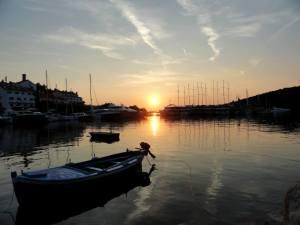 CROAZIA08 tramonto