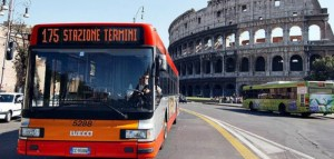 autobus colosseo